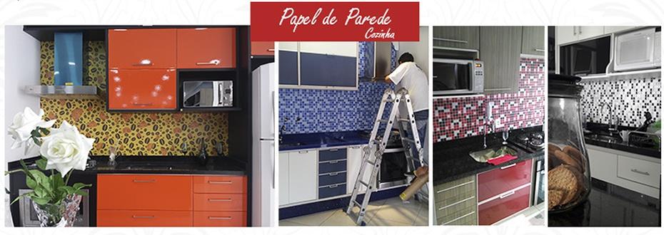 papel de parede cozinha